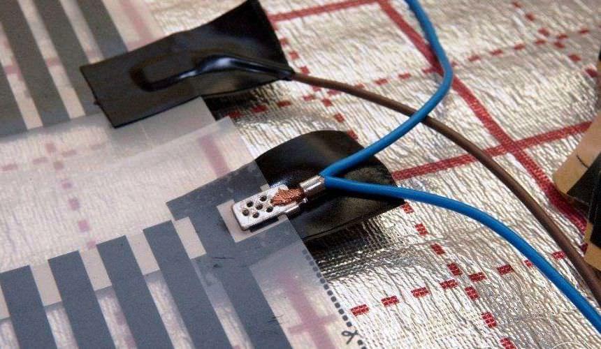 Подключение теплого пола к терморегулятору и электричеству