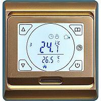 Терморегулятор E 91.716 цвет золото