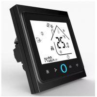 Терморегулятор Smart Life AC 603H-B-WIFI с управлением по Wi-fi черный
