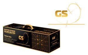 Нагревательные маты GS Золотое сечение двужильные
