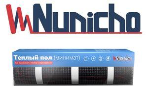 Двужильные нагревательные маты Nunicho