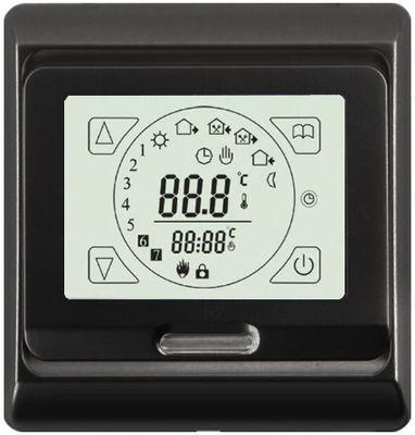 Терморегулятор E 91.716 цвет черный