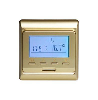 Терморегулятор E 51.716 цвет золото
