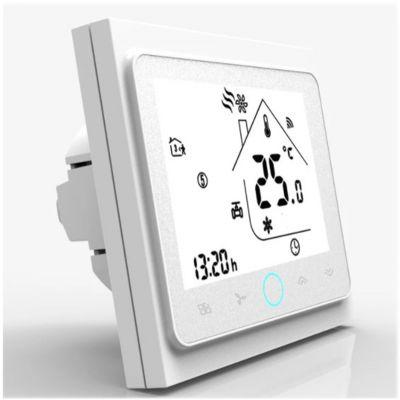 Терморегулятор Smart Life AC 603H-WIFI с управлением по Wi-fi белый
