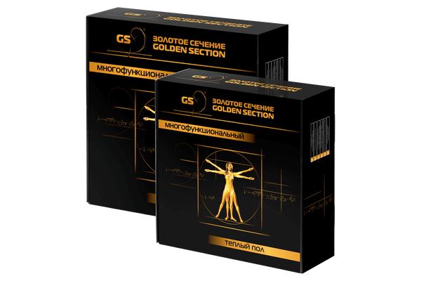 Универсальный кабель под плитку и в стяжку Золотое сечение GS-800-48,5